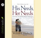 His Needs, Her Needs (Unabridged, 7 Cds)