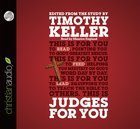 Gw4Uau: Judges For You (Unabridged, 6 Cds) CD