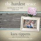 The Hardest Peace eAudio