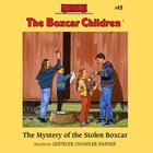 The Mystery of the Stolen Boxcar (#049 in Boxcar Children Audio Download Series) eAudio