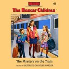 The Mystery on the Train eAudio