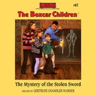 The Mystery of the Stolen Sword eAudio