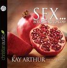 Sex According to God eAudio