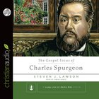 The Gospel Focus of Charles Spurgeon (Unabridged, 4 Cds) CD