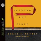 Praying the Bible eAudio