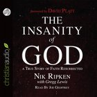 The Insanity of God eAudio