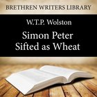 Simon Peter - Sifted as Wheat eAudio
