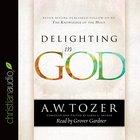 Delighting in God (Unabridged, 5 Cds) CD