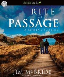Rite of Passage (Unabridged, 4 Cds)
