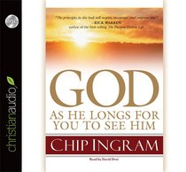 God: As He Longs For You to See Him (Unabridged 4cds)