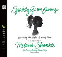 Sparkly Green Earrings (Unabridged 5cds)
