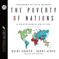 The Poverty of Nations (Unabridged, 10cds)