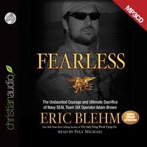 Fearless (Unabridged, Mp3)