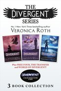 Divergent #01-03 + Free #04: The Transfer and World of Divergent eBook