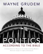Politics - According to the Bible eBook