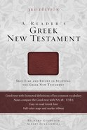A Reader's Greek New Testament eBook