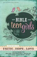 NIV Bible For Teen Girls eBook
