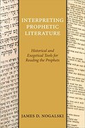 Interpreting Prophetic Literature Paperback