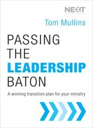 Passing the Leadership Baton eBook