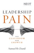 Leadership Pain: The Classroom For Growth eBook