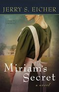 Miriam's Secret (#01 in Land Of Promise Series) Paperback