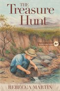 The Treasure Hunt (#02 in Amish Frontier Series) Paperback