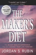 The Maker's Diet eBook