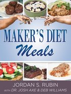 Maker's Diet Meals eBook