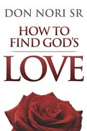 How to Find God's Love eBook