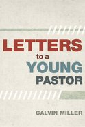 Letters to a Young Pastor eBook
