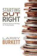Starting Out Right eBook