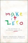 Make It Zero Paperback