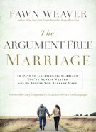 The Argument-Free Marriage eBook