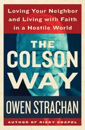 The Colson Way eBook