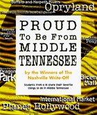 Proud to Be From Middle Tennessee eBook