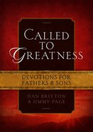 Called to Greatness eBook