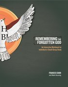 Remembering the Forgotten God (Workbook) eBook
