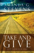 Take and Give Paperback