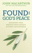Found: God's Peace eBook