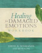 Healing For Damaged Emotions Workbook eBook
