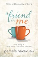 A Friend in Me eBook