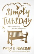 Simply Tuesday eBook