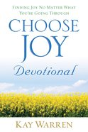 Choose Joy Devotional eBook