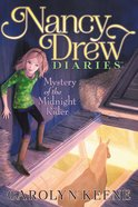 Mystery of the Midnight Rider (#03 in Nancy Drew Diaries Series) eBook