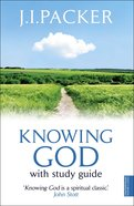 Knowing God (With Study Guide) eBook