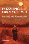 Puzzling the Parables of Jesus eBook
