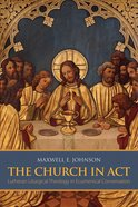 The Church in Act Paperback