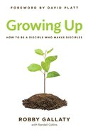 Growing Up Hardback