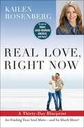 Real Love, Right Now eBook