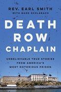 Death Row Chaplain Hardback